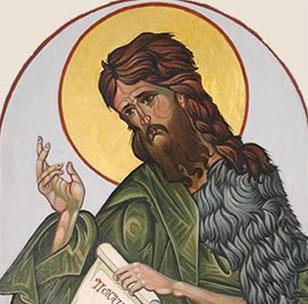 Јовањдан, Свети Јован Крститељ