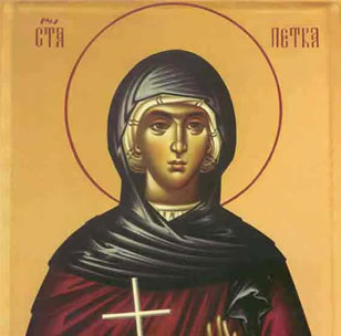 Venerable Mother Paraskeva of Serbia
