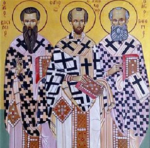 St. Three Hierarchs
